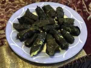 Σαρμαδάκια Με μαύρο λάχανο