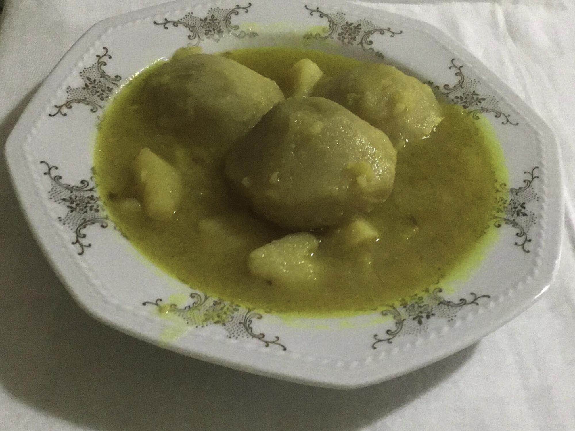 Αγκινάρα (καρδονίσκη) λεμονάτο