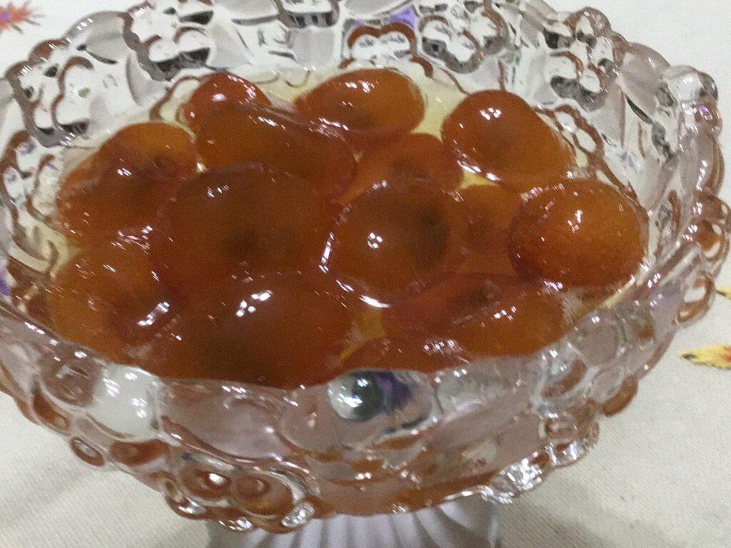 Γλυκό κουταλιού κουμκουατ