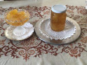 Γλυκό κουταλιού με λεμόνι