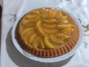 Τούρτα με φρούτα