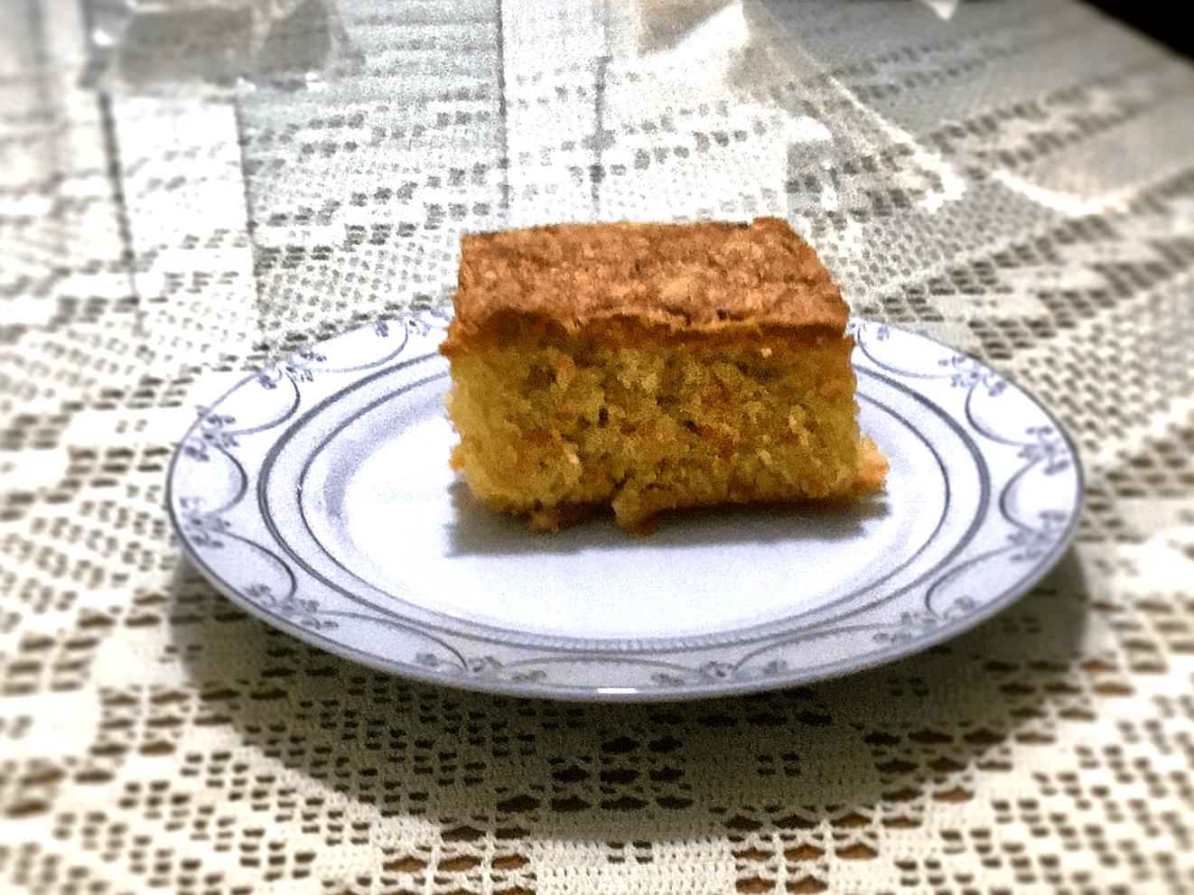 Κέικ με καρότο